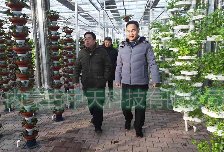 中国敕勒川现代农业博览园