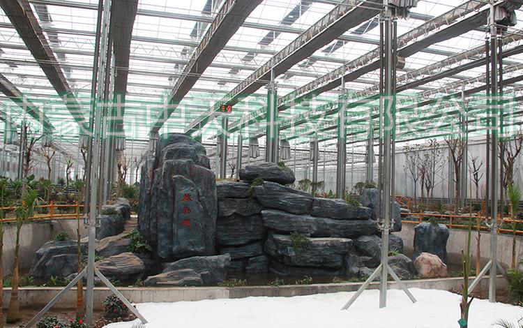 内蒙古智能温室